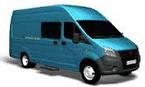 ГАЗ A33R32 (Цельнометаллический фургон, 7-ми мест.)