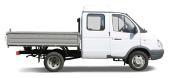 ГАЗ 33023 (фермер, 6 мест)
