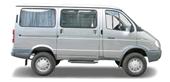 ГАЗ 2217-244/344 Баргузин 6+1 мест (Низкая крыша)